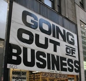 Going out of Business and Successor Liability